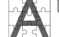 Printable Abc Puzzle