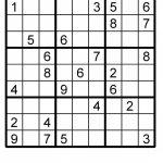Printable Chain Sudoku Puzzles | Printable Sudoku Free   Printable Sudoku Puzzles Easy #2