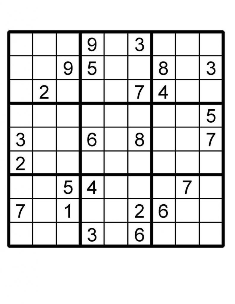 Printable Chain Sudoku Puzzles | Printable Sudoku Free - Sudoku X Printable Puzzles