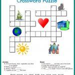 Printable Crossword Puzzles Kids | Crossword Puzzles On Earth   Printable Children's Crossword Puzzles Uk