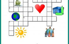 Printable Crossword Puzzles Kids | Crossword Puzzles On Earth – Printable Crossword Puzzles For Preschoolers