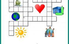 Printable Sun Crossword