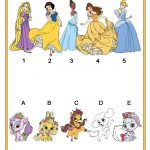 Printable Disney Games And Activities 2 | Disneyclips   Printable Crossword Disney