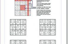 Printable Puzzle Baron