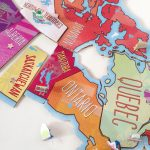 Printable Map Of Canada Puzzle | Play | Cbc Parents   Printable Puzzle Of Canada
