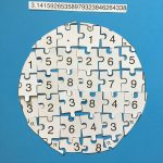 Printable Pi Puzzle For Pi Day | Teach Beside Me | Teaching Math   Printable Puzzle Of The Day
