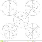 Printable Puzzle Piece Printable Puzzle Piece Template Printable   5 Piece Printable Puzzle