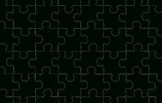 Printable Puzzle Pieces Template | Decor | Puzzle Piece Template – Printable Puzzle Jigsaw