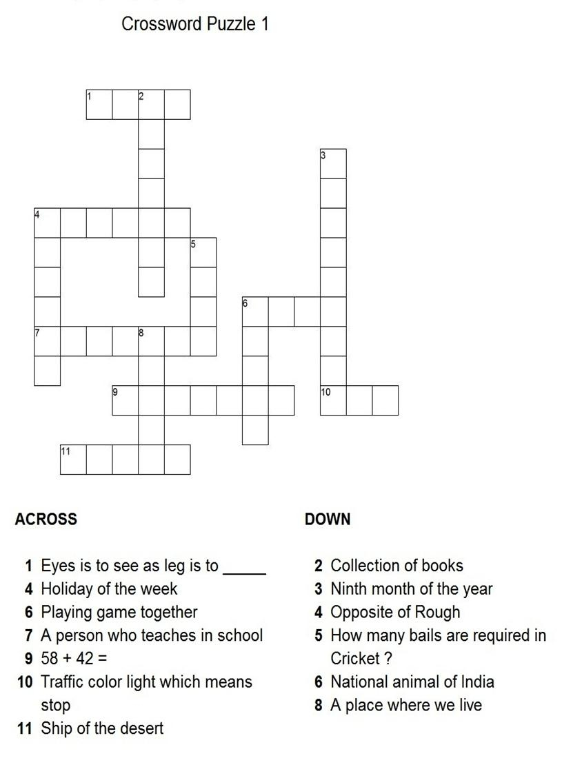 Printable Solar System Crossword - Pics About Space - Solar System Crossword Puzzle Printable