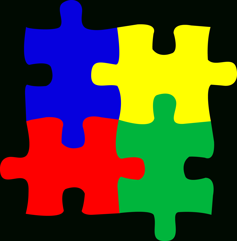 Puzzle Clipart Images   Clipart Panda - Free Clipart Images - Free Printable Autism Puzzle Piece