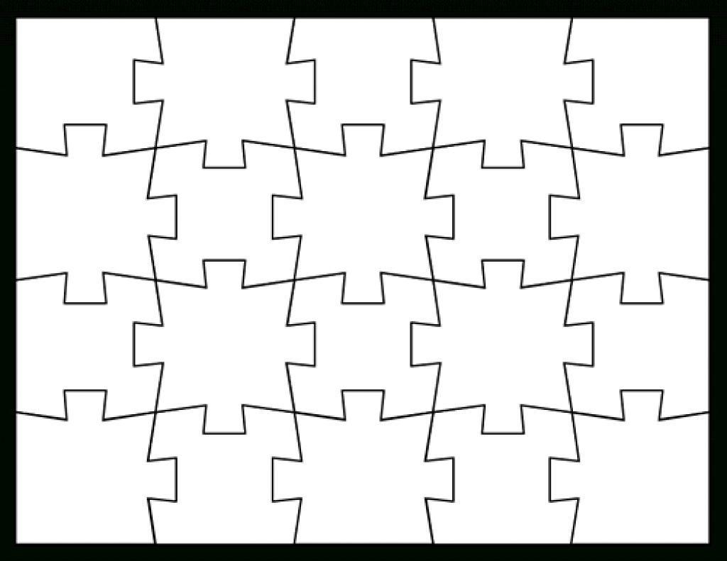 Puzzle Maker Printable Free | Free Printable - Jigsaw Puzzle Maker - Create A Printable Jigsaw Puzzle