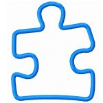 Puzzle Piece Clipart | Free Download Best Puzzle Piece Clipart On   Printable Puzzle Piece Autism