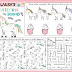 Puzzles Archives   Growing Play   Printable Unicorn Puzzle