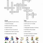 Quick Cryptic Crossword – Remedy It Online Or Make Use Of Printable   Printable Mensa Puzzles