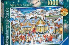 Christmas Puzzles Printable Uk