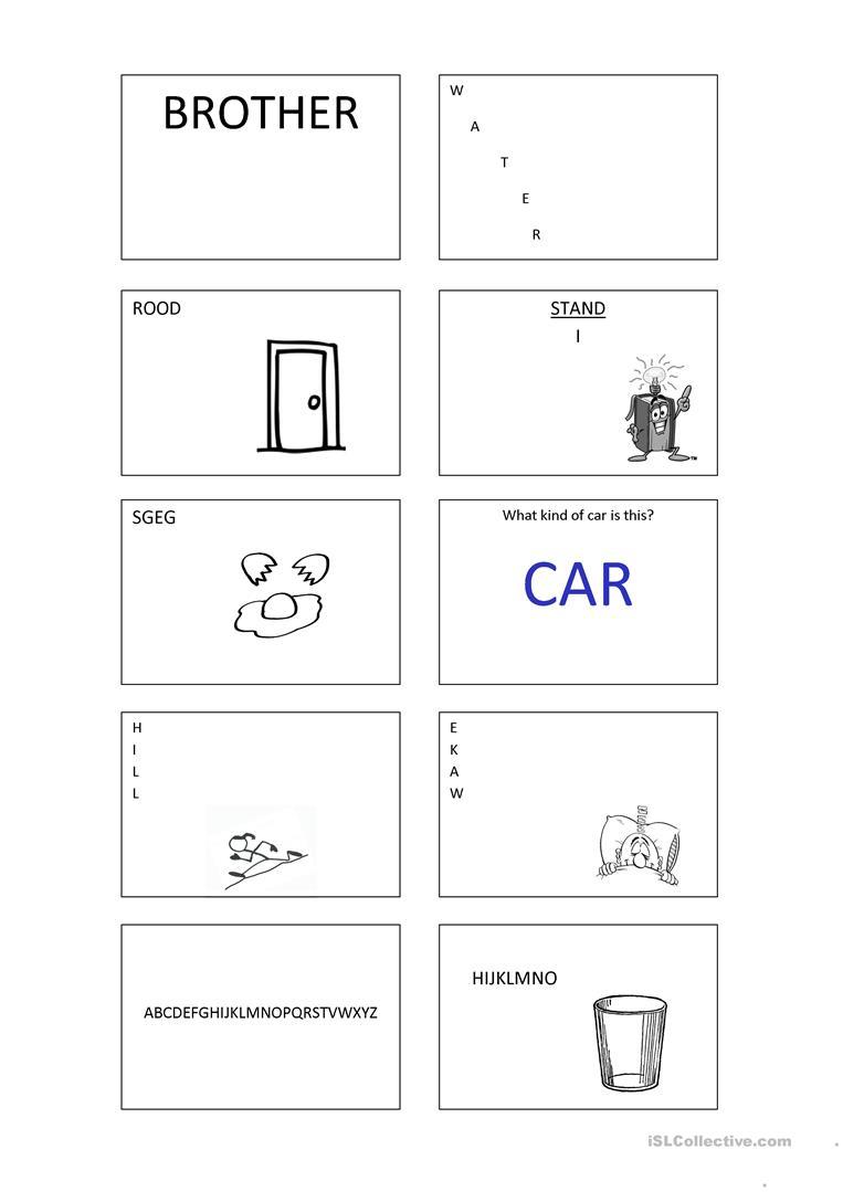 Rebus Worksheet - Free Esl Printable Worksheets Madeteachers - Printable Pictogram Puzzles