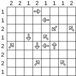 Shinro   Wikipedia   Printable Minesweeper Puzzles