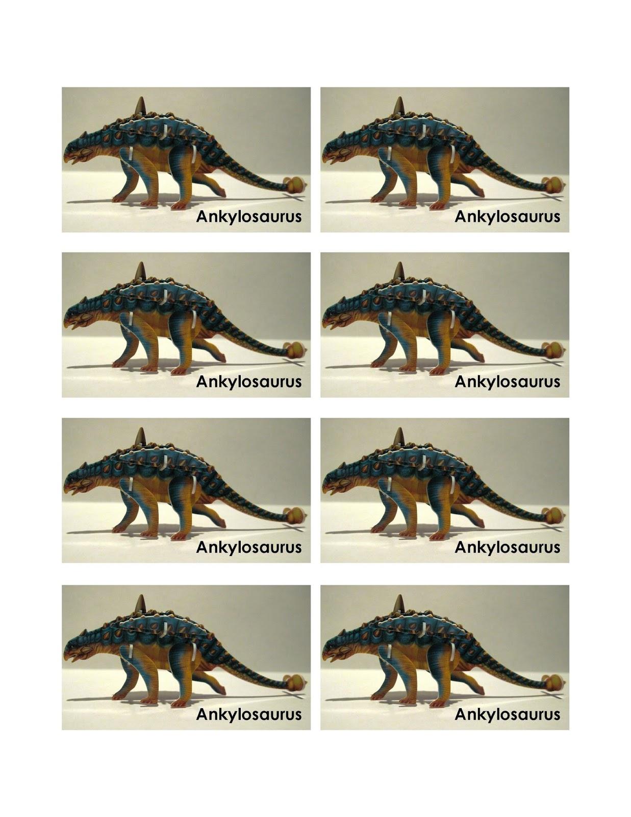 Simply Shoeboxes: Printable Instructions For Building 3D Dinosaur - Printable 3D Puzzle