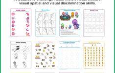 Printable Visual Puzzles