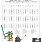 Star Wars Printables And Activities | Brightly   Star Wars Crossword Puzzle Printable
