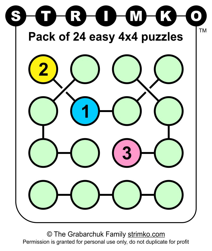 Strimko Hashtag On Twitter - Printable Numbrix Puzzles 2009