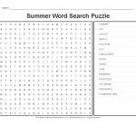 Summer Worksheets: Summer Word Search Puzzle – Primarygames – Play – Summer Crossword Puzzle Printable