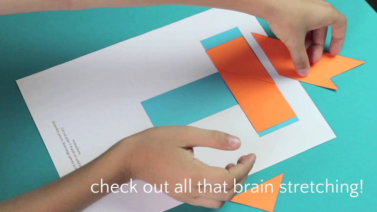T Puzzle Solution And Printable - Youtube - T Puzzle Printable