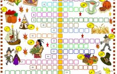 Printable Crossword Puzzles For Thanksgiving