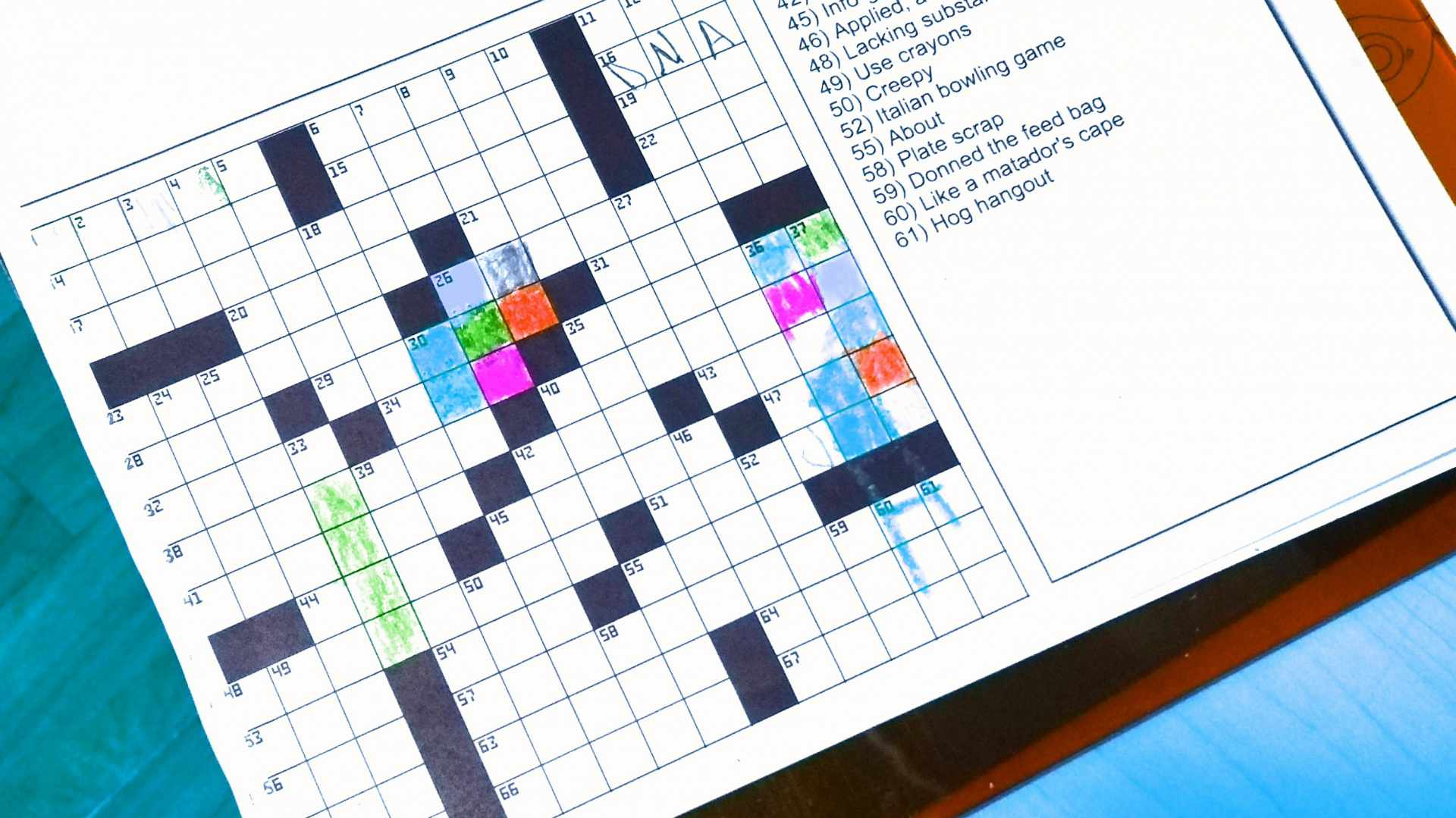 The Best Free Crossword Puzzles To Play Online Or Print - Dell Printable Crossword Puzzles