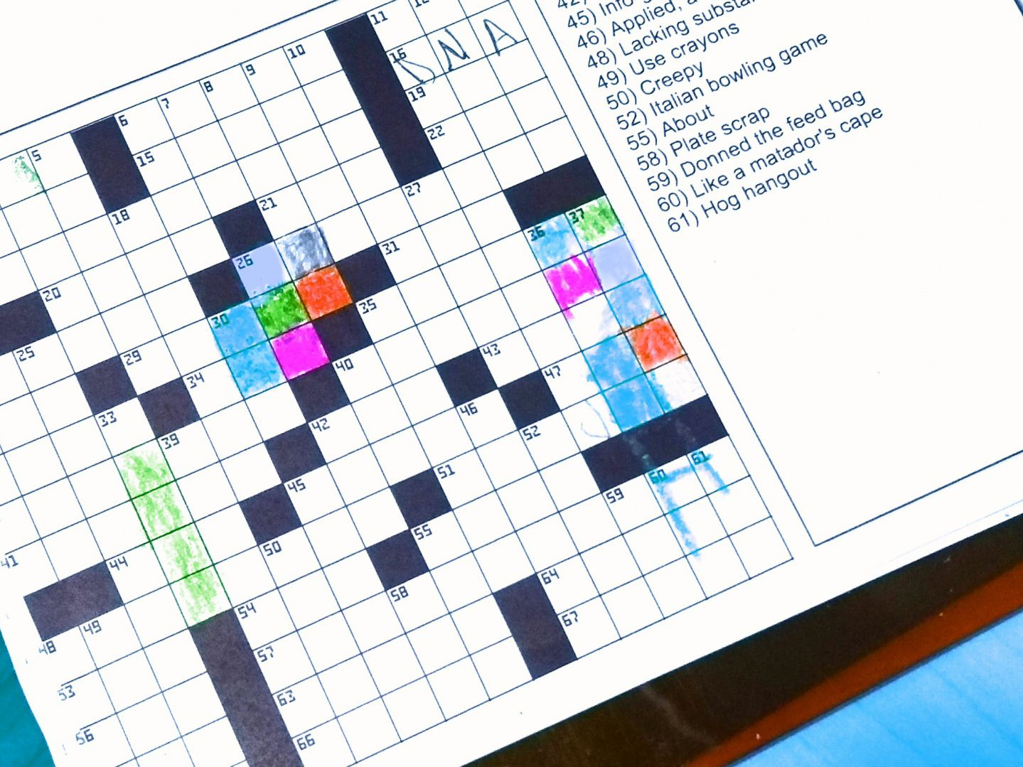 The Best Free Crossword Puzzles To Play Online Or Print - Guardian Quick Crossword Printable Version