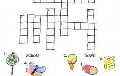 Free Printable Italian Crossword Puzzles
