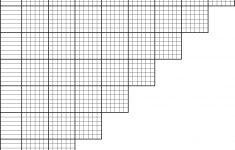 Printable Logic Puzzles Grid