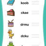 Unscramble Word Worksheet Copy | Free Printable Puzzle Games   Printable Unscramble Puzzles