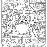 Urgent Printable Hidden Pictures   Printable Hidden Puzzle Games