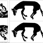 Warm Up: Horse & Rider Puzzle | Design Thinking & Innovation Toolbox   Printable Horse Puzzle