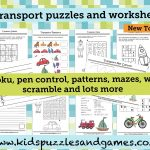Welcome To Kids Puzzles And Games   Printable Children's Crossword Puzzles Uk