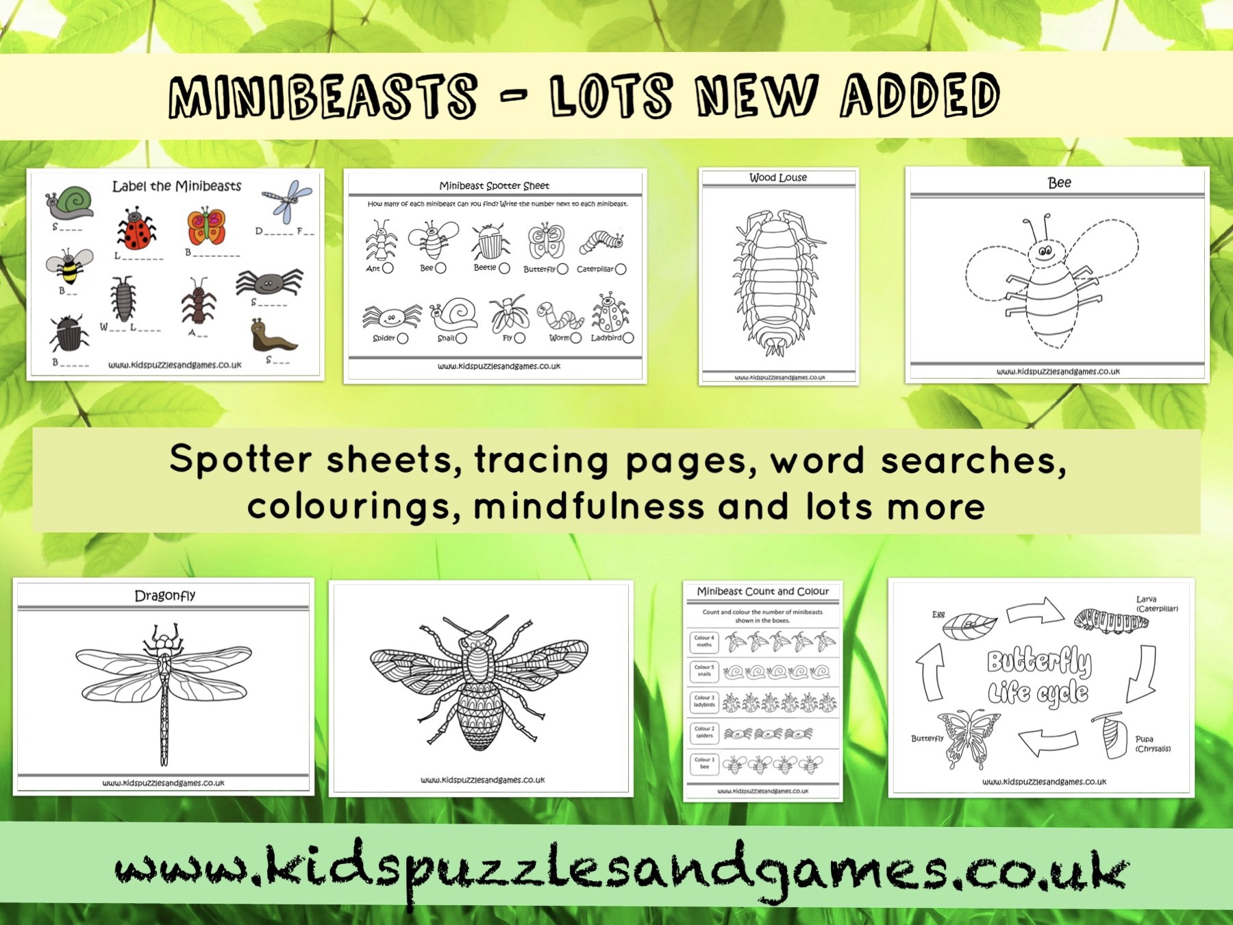 Welcome To Kids Puzzles And Games - Printable Hexoku Puzzles