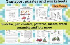 Printable Puzzles Ks2