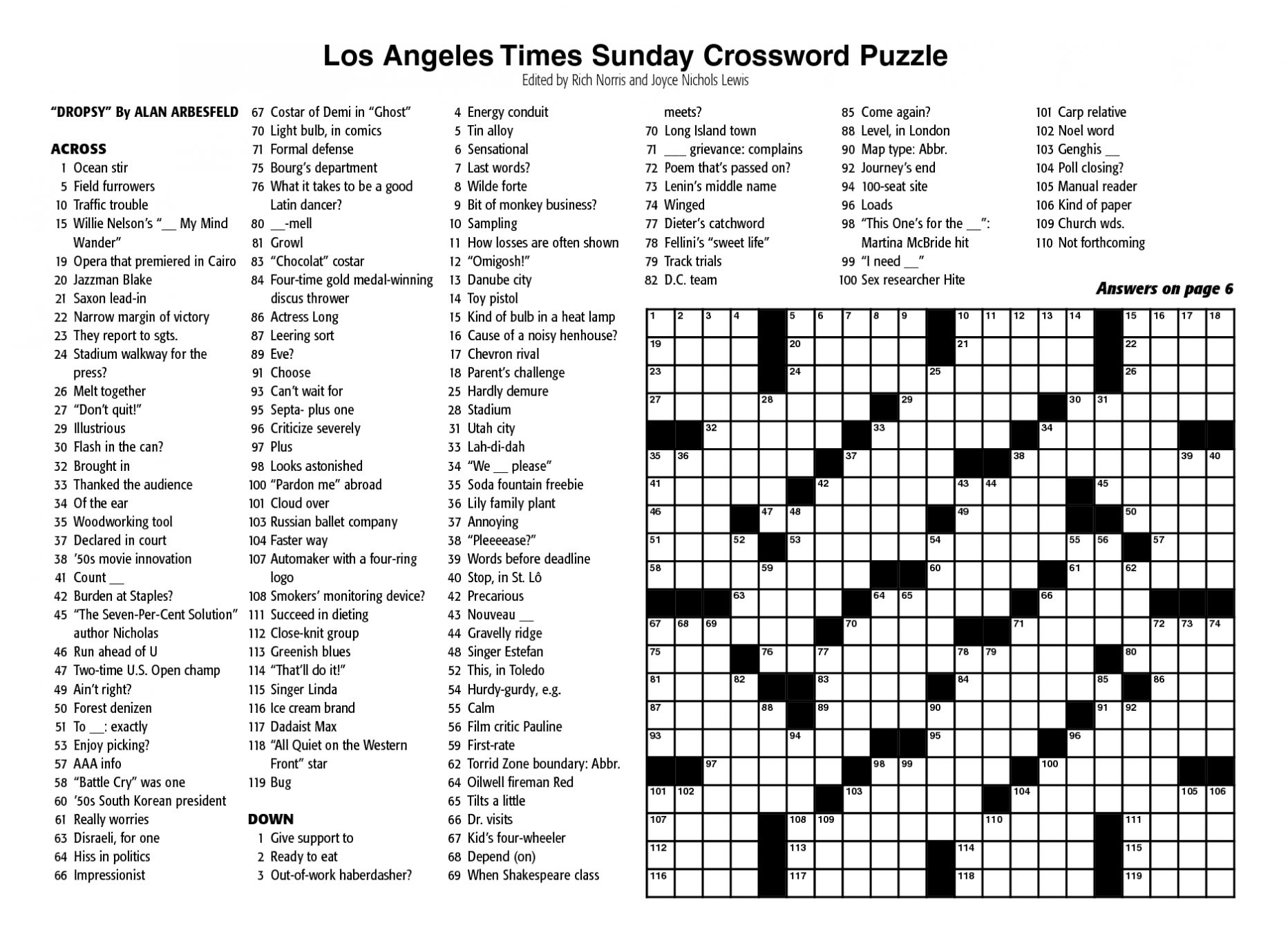 Word Puzzles For Adults And Answers Pdf - Printable Puzzles For Adults Pdf