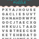 Word Search Puzzle Generator | Create And Print Fully Customizable   Printable Puzzle Generator
