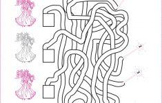 Printable Puzzle For Kindergarten