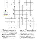 World Cup Activity: Crossword Puzzle   Learning Liftoff   Printable Crossword Puzzles Soccer